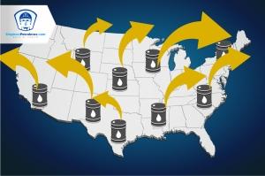 EUA Exporta Petroleo